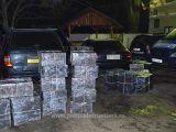 FOTO - Crăciuneşti: Capturi importante de țigări de contrabandă