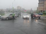 FOTO: DOAR ÎN DOUĂ ORE - 100 de autovehicule controlate, 81 de sancţiuni aplicate