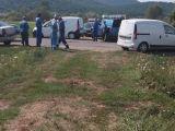 """FOTO - """"Dorel"""" i-a lăsat fără curent pe locuitorii comunei Călinești Oaș din județul vecin"""