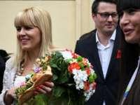 FOTO - Elena Udrea și Elena Băsescu, prezente ieri în Baia Mare pentru lansarea sediului PMP