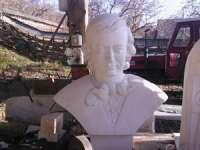 FOTO - Fostul ambasador prof. dr. Jean Bălin va avea o statuie la Sighet