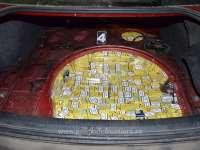 FOTO - HALMEU: Țigări de contrabandă în valoare de peste 240.000 lei confiscate de către polițiștii de frontieră