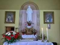 FOTO: Hram la Biserica Romano-Catolică din Tisa