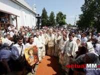 FOTO - HRAMUL primei Biserici Ortodoxe din Sighetu Marmaţiei