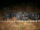 FOTO - Ţigări în valoare de peste 350.000 lei confiscate de Poliția de frontieră