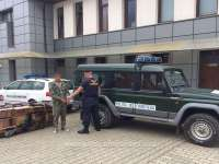 FOTO - Ţigări în valoare de peste 68.000 de lei, confiscate de poliţiştii de frontieră