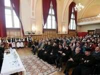 FOTO: Lansare de carte la Palatul Episcopal din Sighetu Marmației