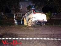FOTO: MARAMUREȘ - Patru tinerii au fost grav răniți. Șoferul era beat criță!