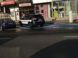 FOTO - Maşină aparținând IPJ Maramureş, parcată pe un loc pentru handicapaţi