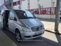 FOTO - Mercedes în valoare de 25.000 de euro, căutat în Italia, descoperit la Petea