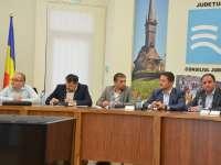 FOTO: Ministrul fondurilor europene, Cristian Ghinea, prezent în Baia Mare