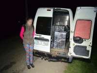 FOTO - Peste 14.000 pachete țigări de contrabandă confiscate în Valea Vișeului și Siret în doar 24 de către polițiștii de frontieră