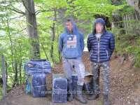FOTO - Peste 38.000 de pachete cu ţigări confiscate, inclusiv la Poienile de sub Munte, Valea Vișeului și Budești
