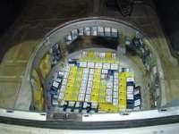 FOTO: Peste 6.000 de pachete de țigări confiscate de polițiștii de frontieră