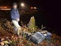 FOTO: POLIȚIA DE FRONTIERĂ - Țigări de contrabandă în valoare de peste 52.000 lei, confiscate la frontieră