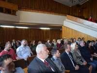 FOTO: Prefectul și subprefectul județului Maramureș au participat la înmânarea certificatelor către parlamentarii nou aleși