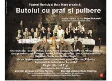 FOTO: REGAL TEATRAL LA SIGHET - Ieri seară, Teatrul din Baia Mare a avut o reprezentație de excepție la Sighet