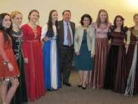 FOTO: Reprezentanții Centrului Cultural Sighetu Marmației au fost răsplătiți cu aplauze la Programul Zilelor Francofoniei de la Lausanne
