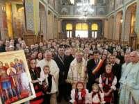 FOTO: Sfinţii Arhangheli Mihail și Gavriil – ocrotitorii municipiului Sighetu Marmaţiei