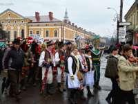 FOTO: SIGHET - Festivalul Internaţional de Colinde, Datini şi Obiceiuri de Iarnă la Ucraineni