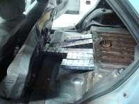 FOTO: SIGHET și SIRET - Țigări de contrabandă confiscate de către polițiștii de frontieră