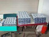 FOTO: Sighet, Valea Vișeului, Halmeu, Siret și Brodina - 25.000 de pachete cu ţigări de contrabandă, confiscate