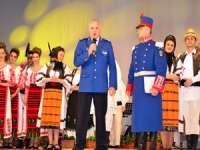 FOTO: Spectacol caritabil organizat de Jandarmeria Maramureș