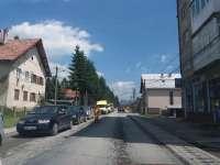FOTO - Trafic de coşmar pe DN 18 în zona Borşa