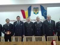 FOTO: Treceri în rezervă la ISU Maramureș