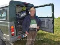 FOTO - VALEA VIȘEULUI: Bărbat cercetat pentru contrabandă și peste 4.000 de pachete cu țigări confiscate