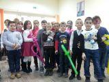 """FOTO - VALENTINE`S DAY, sărbătorită de copii la Centrul de zi """"Acasă"""""""