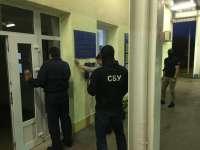 FOTO & VIDEO - DNA-ul ucrainean a descins și arestat mai mulți vameși în PTF Solotvino - Sighet pentru luare de mită