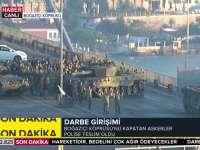FOTO & VIDEO - Final de lovitură de stat în Turcia: Soldații SE PREDAU