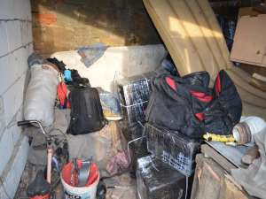 FOTO & VIDEO - Ţigări în valoare peste 65.000 de lei confiscate de la un sighetean