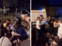 FOTO & VIDEO - O orădeancă a născut în fața blocului