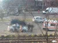 FOTO & VIDEO - Orădean internat după ce s-a plimbat GOL pe stradă