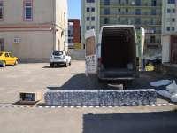 FOTO & VIDEO - Țigări în valoare de peste 237.000 de lei confiscate de către polițiștii de frontieră