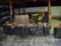 FOTO & VIDEO - VALEA VIȘEULUI: Focuri de armă pentru prinderea contrabandiștilor de țigări