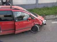 FOTO & VIDEO: VIȘEU DE SUS - Impact violent între două mașini. Trei persoane rănite