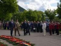 FOTO: Ziua Independenței, a Victoriei și a Europei a fost sărbătorită în Baia Mare