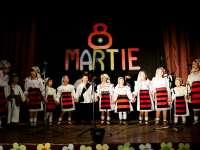 FOTO: Ziua Internațională a Femeii , sărbătorită la Centrul Cultural Sighetu Marmației