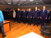 FOTO: Ziua Națională a României, marcată la IPJ Maramureș
