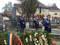 FOTO - Ziua Națională a României, sărbătorită la Sighet și Solotvino