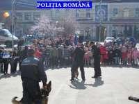 FOTO: Ziua porților deschise la Poliția Orașului Seini