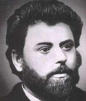 Fotografie inedită cu Ion Creangă, descoperită la Muzeul Literaturii Române Iași