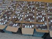 FOTO&VIDEO: BORȘA - Focuri de armă pentru prinderea contrabandiștilor cu tigări