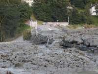 FOTO&VIDEO: Elveția - Opt persoane dispărute în urma unei alunecări de teren