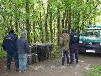 FOTO&VIDEO - Focuri de armă la frontiera cu Ucraina pentru reţinerea unor contrabandişti
