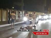 FOTO&VIDEO - Tentativă de suicid la Baia Mare