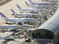 Franța: 40% dintre zboruri anulate din cauza grevei controlorilor de trafic